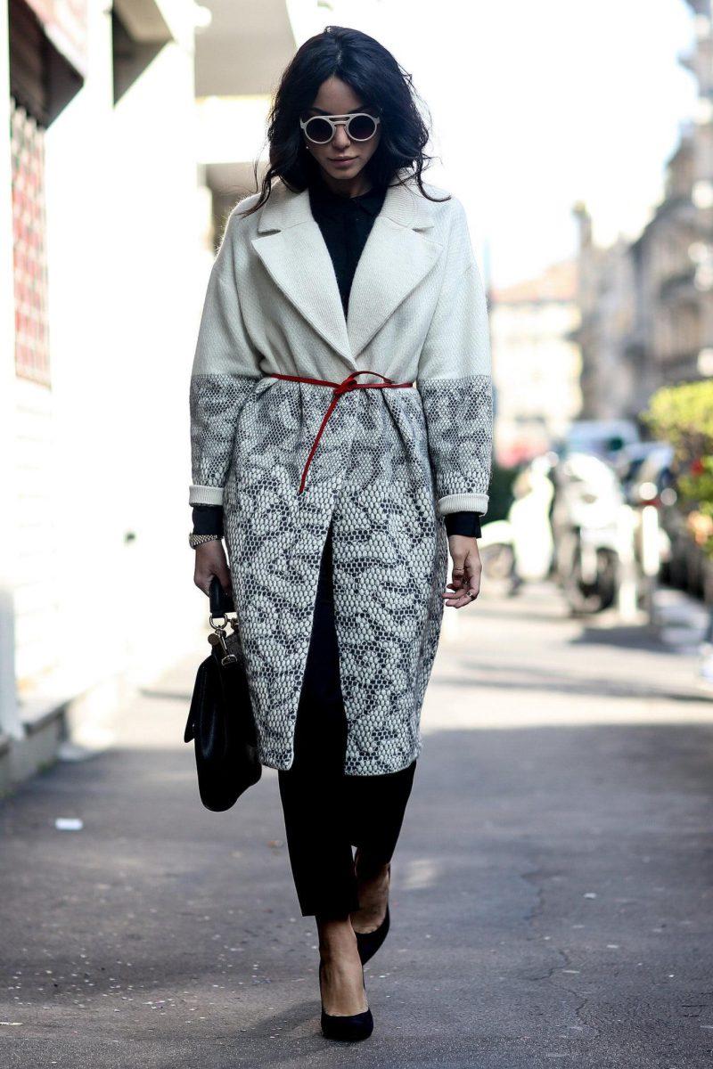 Модное женское пальто 2019 года