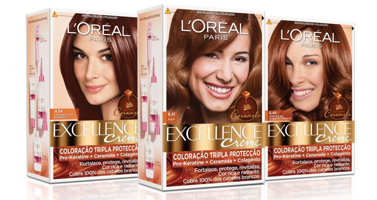 L'Oreal Excellence (Лореаль Экселленс) Creme