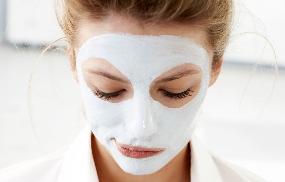 белая маска