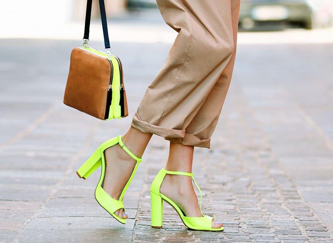 устойчивый каблук