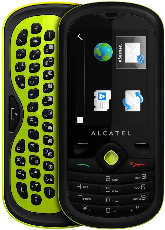 Alcatel OneTouch 606