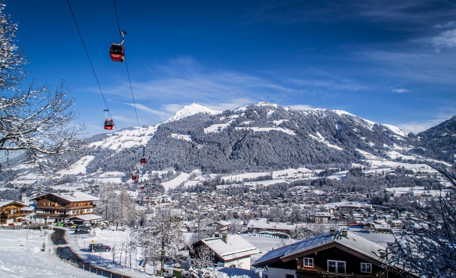 Китцбюэль, Австрия