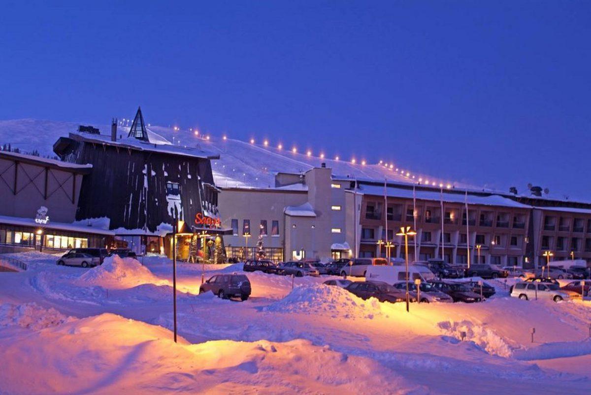 Юлляс, Финляндия