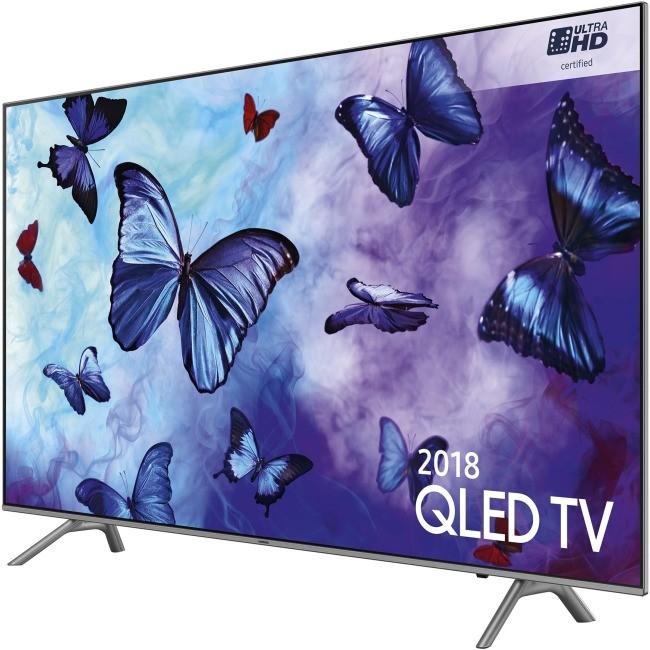 QLED Samsung QE49Q6FNA