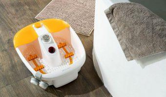 Рейтинг ТОП 7 лучших массажных ванночек для ног: плюсы и минусы, отзывы, цена