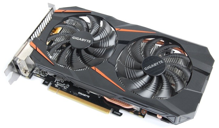 GIGABYTE GTX 1060 WINDFORCE 6G