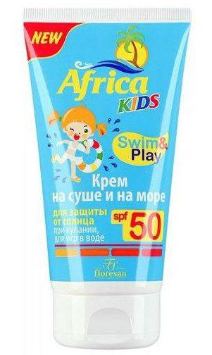 FLORESAN AFRICA KIDS «НА СУШЕ И НА МОРЕ»