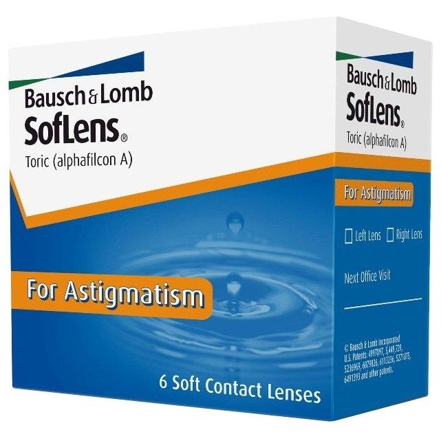 BAUSCH & LOMB SOFLENS 66 TORIC (6 ЛИНЗ)