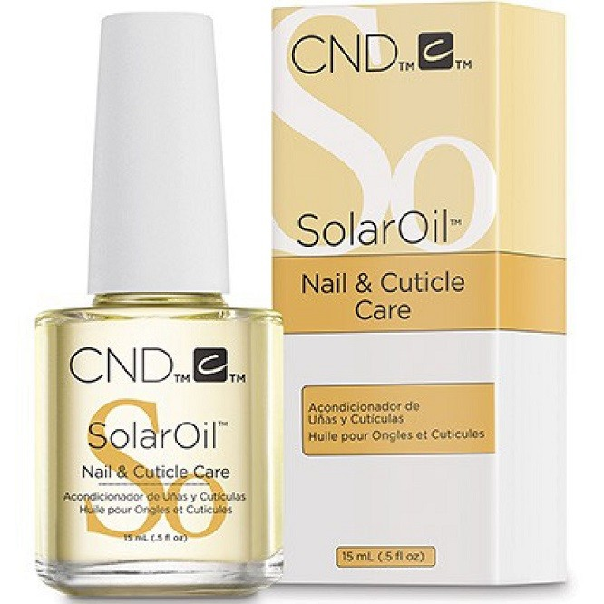 CND Nail and Cuticle Care Solar