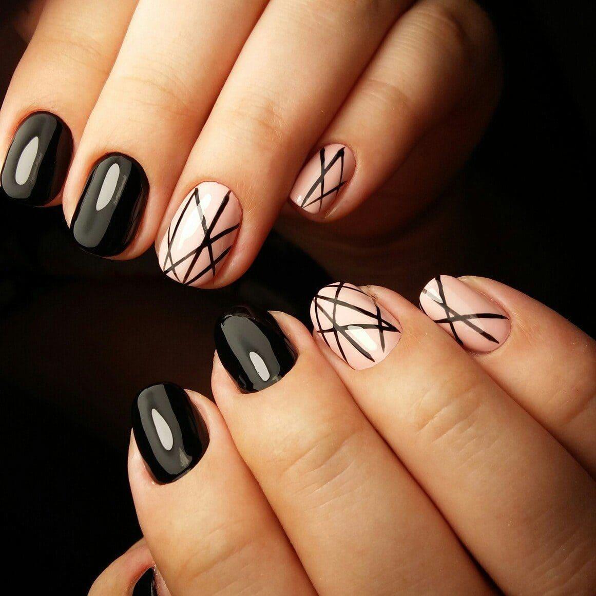 для широких ногтей