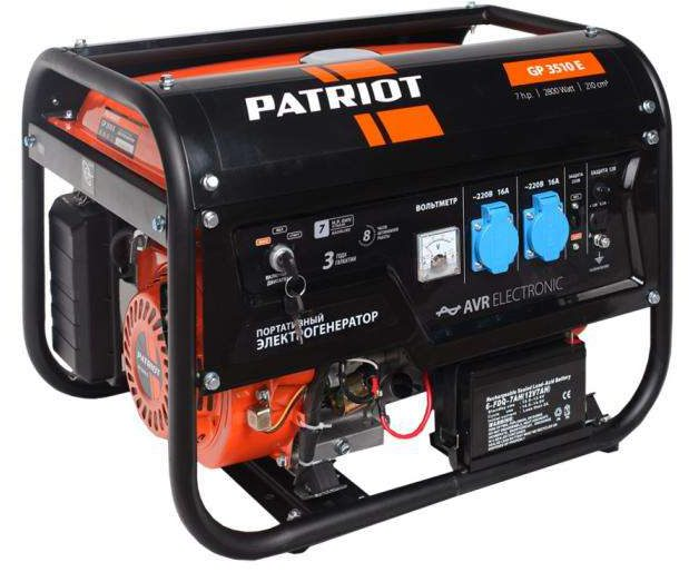 PATRIOT GP 3510E 474101540