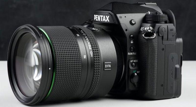 Pentax-K-1-Body