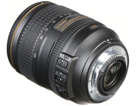 Nikon 24-120mm f/4G