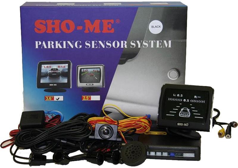 SHO-ME KDR-36