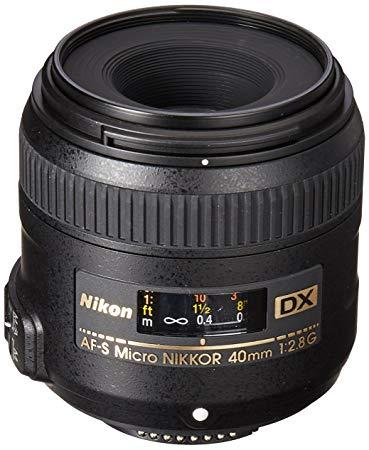 Nikon 40mm f/2.8G