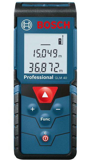 Bosch GLM 40 Professional 0.601.072.900