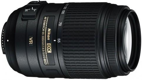 Nikon 55-300mm f/4.5-5.6G