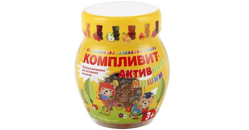 Компливит-АКТИВные-мишки