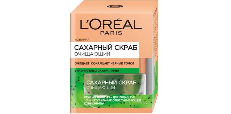 L'Oreal-Сахарный