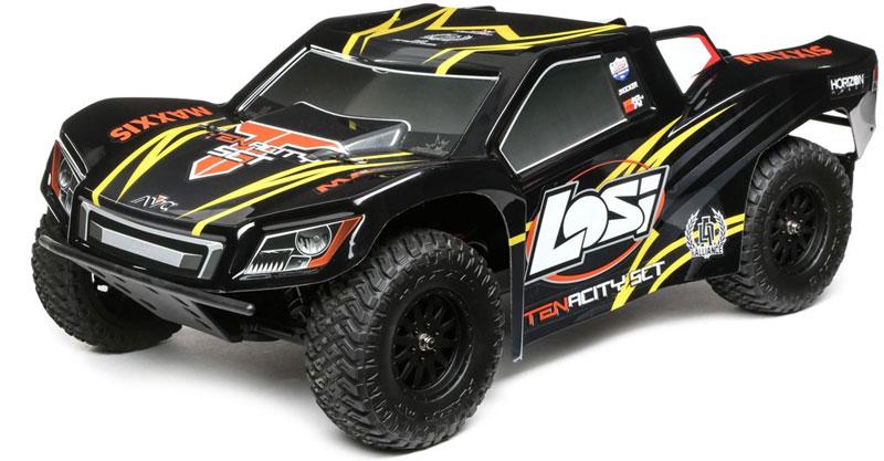 LOSI-TENACITY-4WD