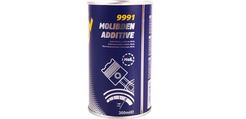 Molibden-Additive