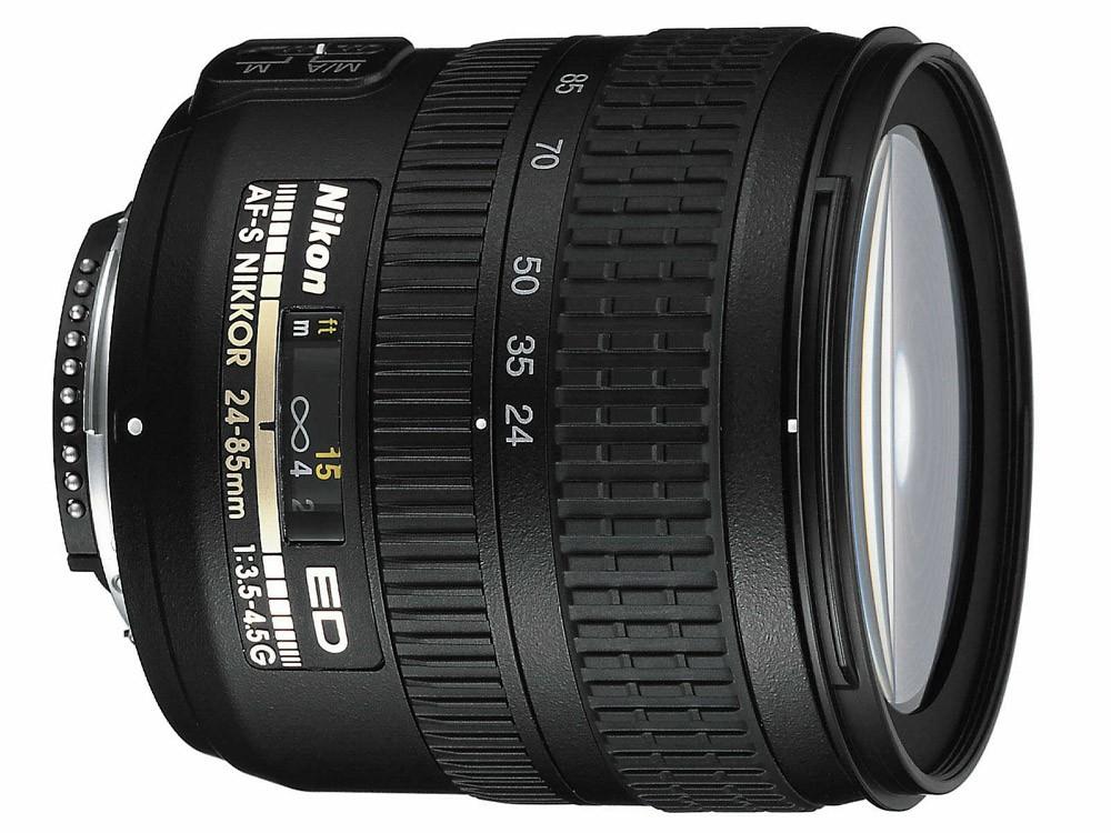 Nikon 24-85mm f/3.5-4.5G