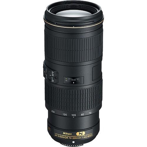 Nikon 70-200mm f/4G