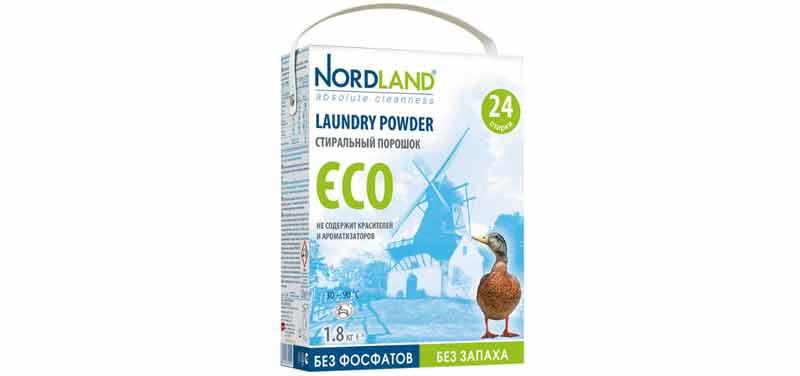 Nordland-Laundry-powder-ECO