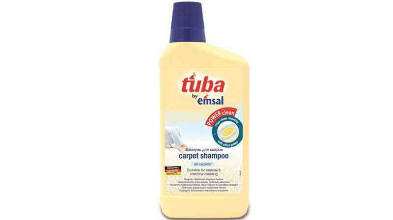 TUBA---шампунь
