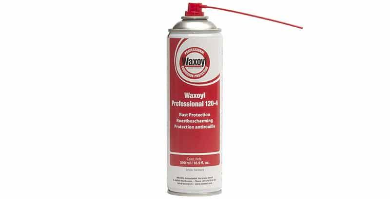Waxoyl-Hardwax-Schutz