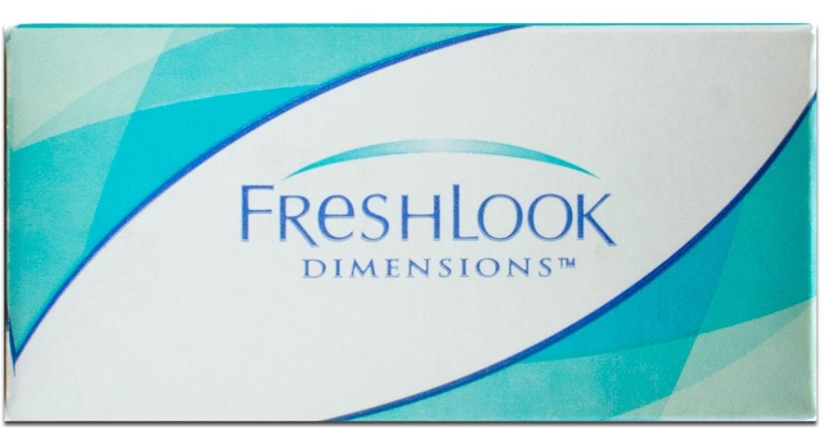 FreshLook Radiance - для карих глаз