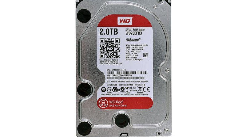 2ТВ-WD-Red-IntelliPower-(WD20EFRX)
