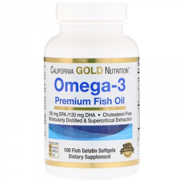 California Gold Nutrition