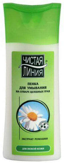 Чистая Линия с экстрактом ромашки