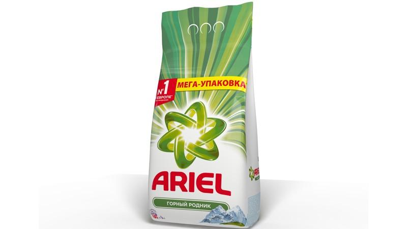 Ariel-«Горный-родник»-автомат
