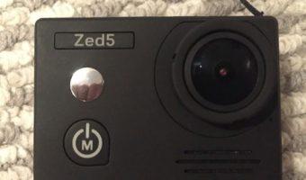 Экшн-камера AC Robin Zed5: честный отзыв, обзор аксессуаров, характеристики