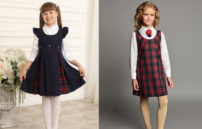 модные луки в школу для подростков