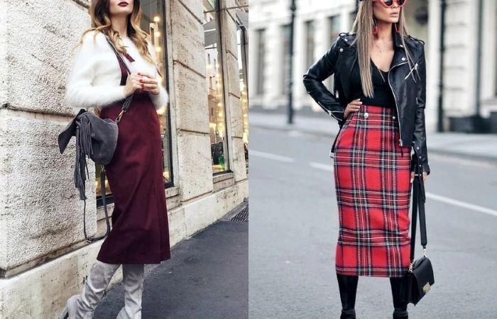 юбка шорты мода 2021