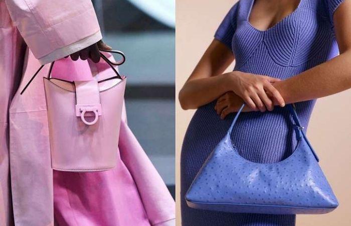 самые модные сумки 2021 женские