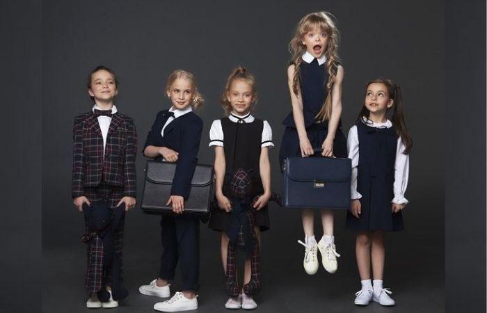 модные луки в школу 2021