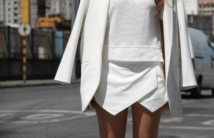 юбка шорты 2021
