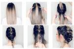 косы плетение