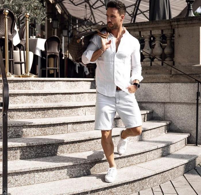 модная мужская одежда 2021