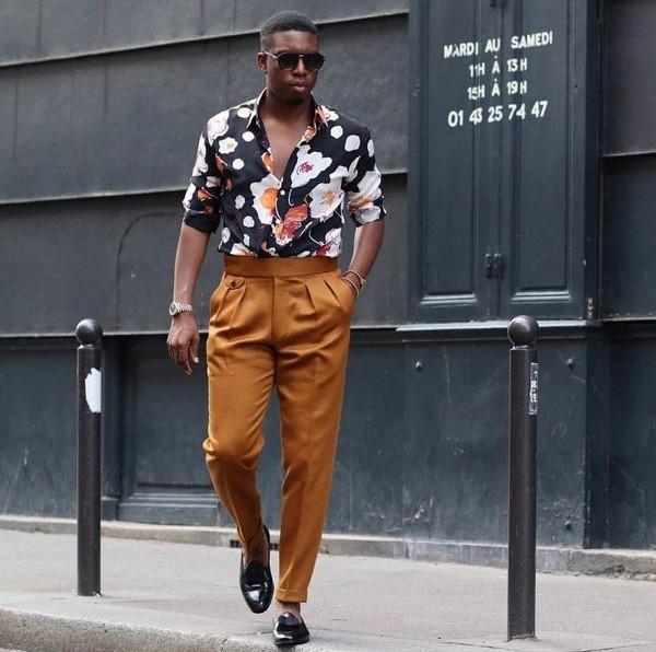 модная одежда для мужчин 2021
