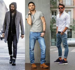 модные мужские луки 2021