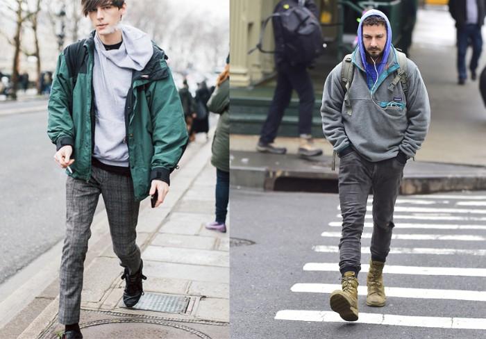 модные мужские образы 2021