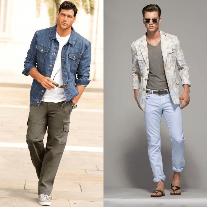 модный лук 2021 мужской
