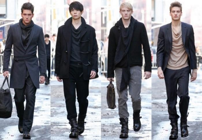 мужские тренды в одежде 2021