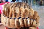 объемные косы на длинные волосы для девочек