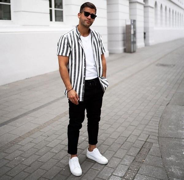 тренды мужской одежды 2021
